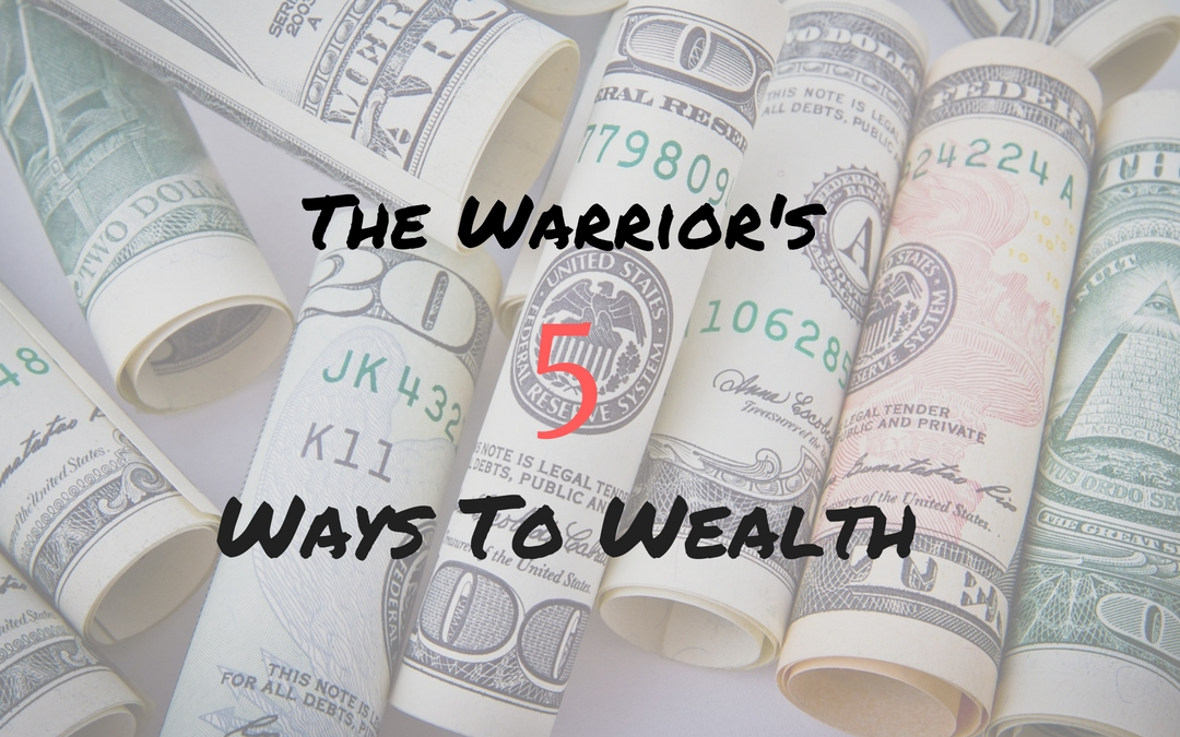 ON THE COUCH: Shocking Confessions of a Self-Made Millionaire: The Warrior's 5 Ways to Wealth