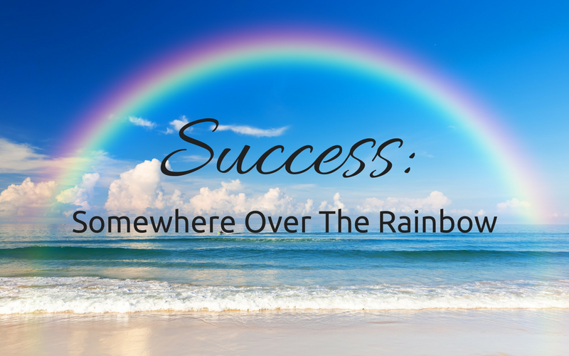ON THE COUCH: Shocking Confessions of a Self-Made Millionaire: Success: Somewhere Over the Rainbow