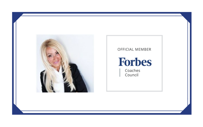 Linda Zander Accepted into Forbes Coaches Council