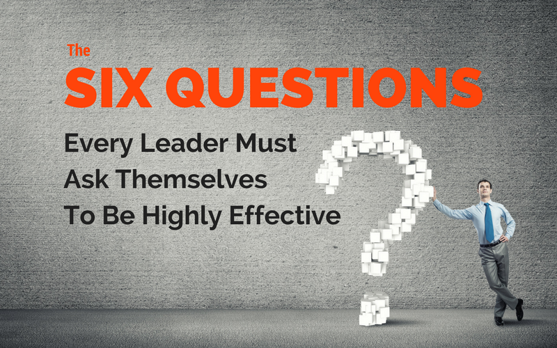 ON THE COUCH: Shocking Confessions of a Self-Made Millionaire: The Six Questions Every Leader Must Ask Themselves To Be Highly Effective