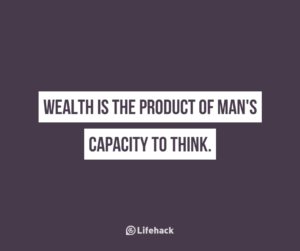 Personal Growth Hack for Wealth