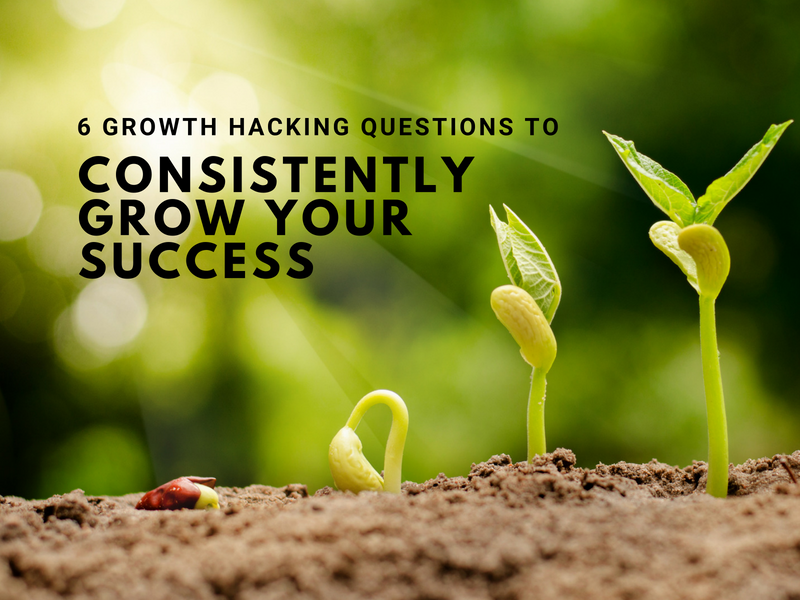 ON THE COUCH: Shocking Confessions of a Self-Made Millionaire: 6 Growth Hacking Questions to Consistently Grow Your Success