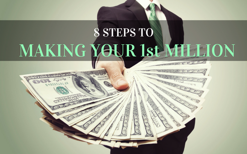 Making Your 1st Million